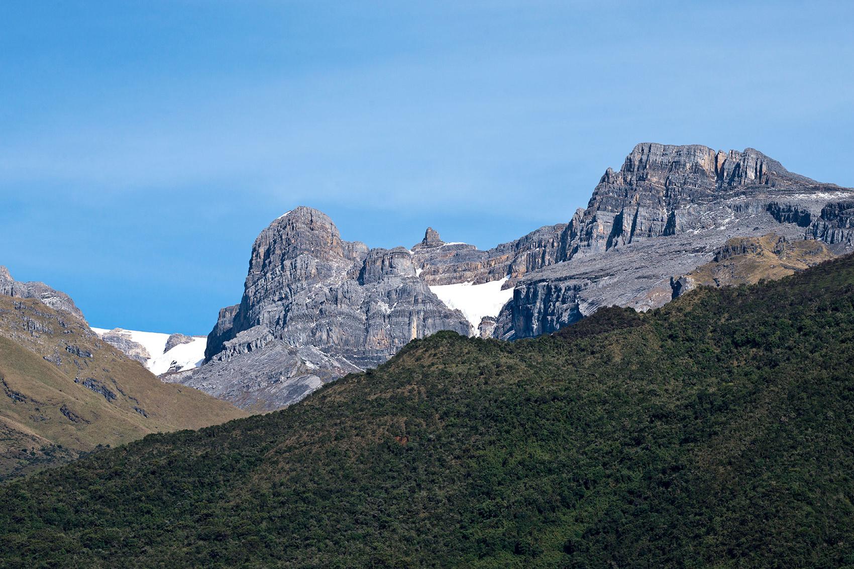Santuario Nacional de Ampay, territorio del Intimpa
